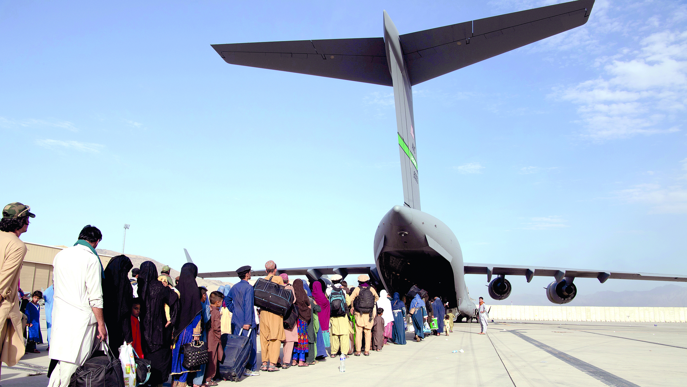 Taliban to Al Jazeera: We will ask Qatar to help run Kabul airport