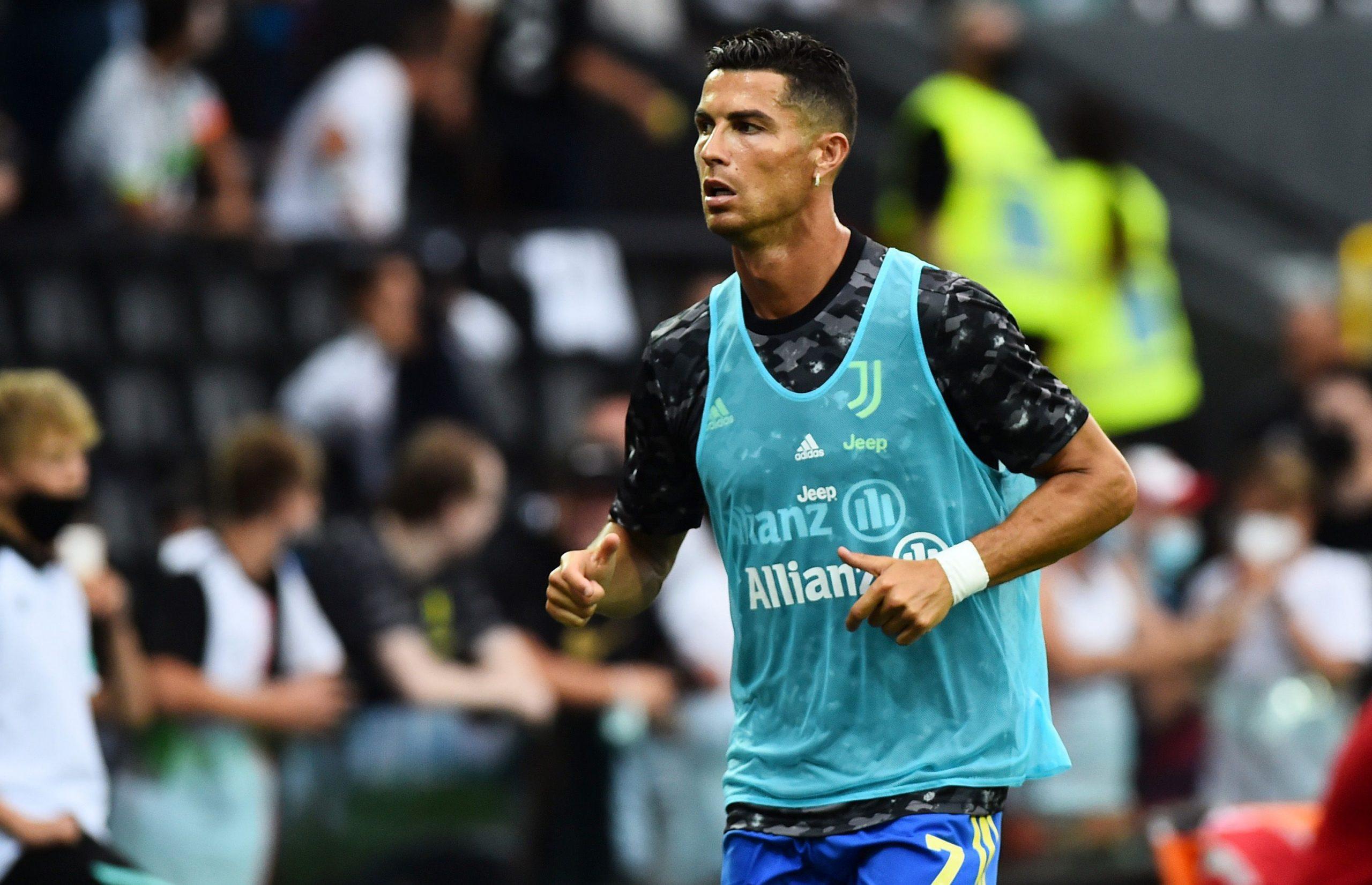 Ronaldo denied last-gasp winner by VAR as Juve held at Udinese