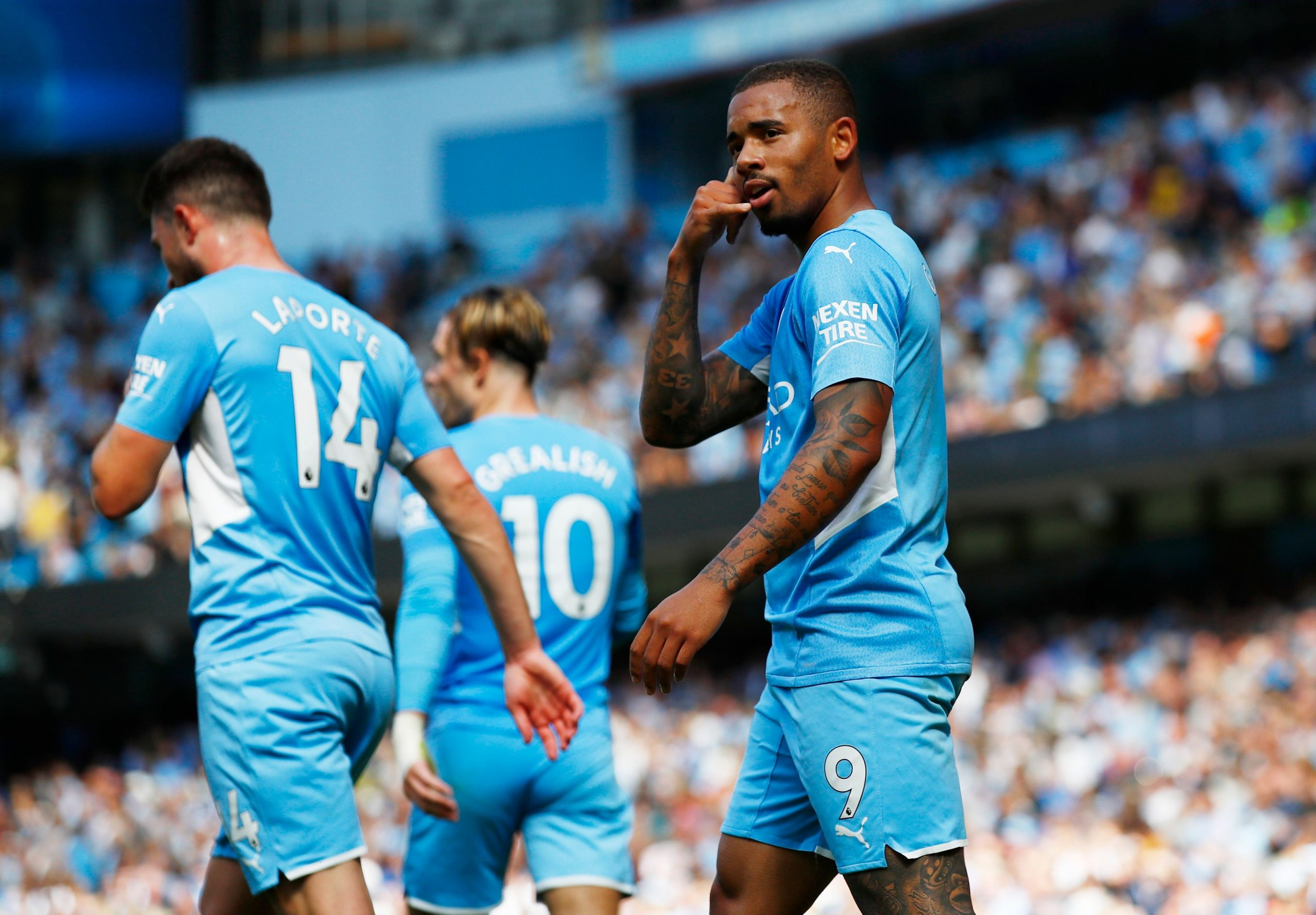 EPL: Manchester City Routs Arsenal 5-0; Liverpool and Chelsea Draw