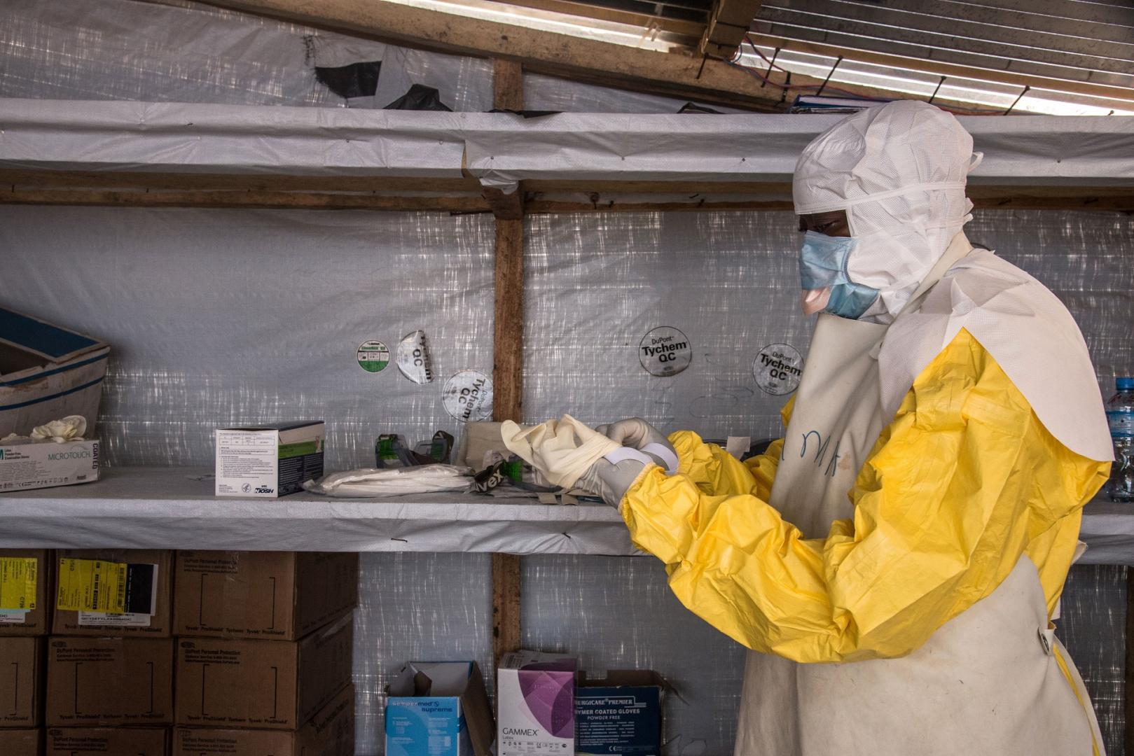 Guinea records West Africa's first Marburg virus death, WHO says