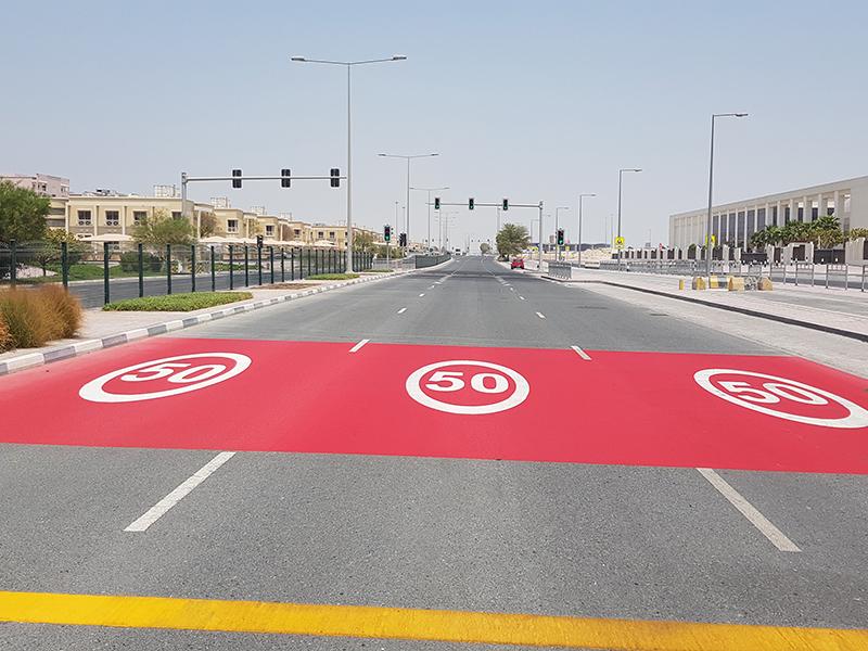 Ashghal Enhances Traffic Safety For 518 Schools Across Qatar