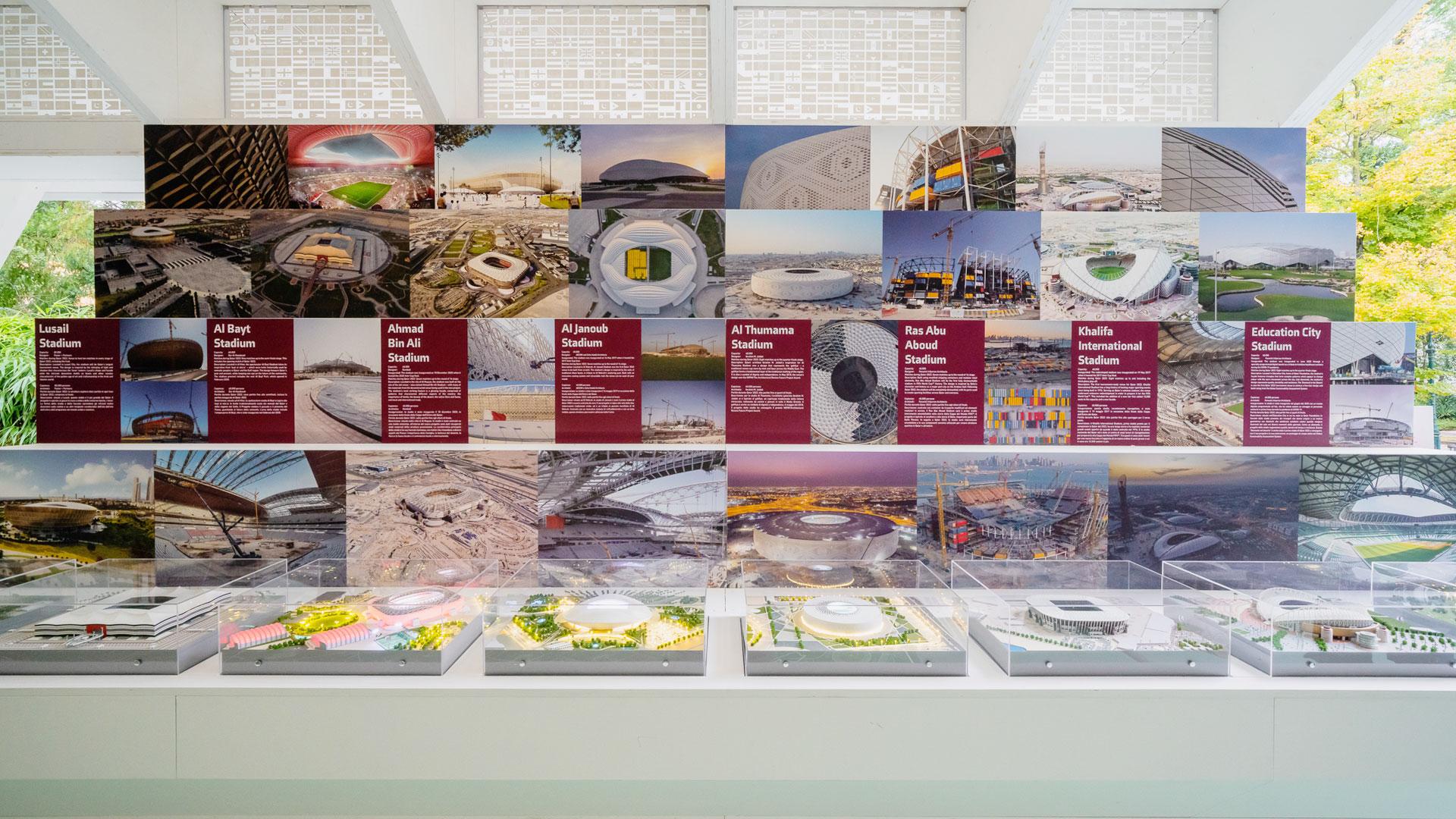 3-2-1 Qatar & Olympic Sports Museum to be featured at La Biennale di Venezia