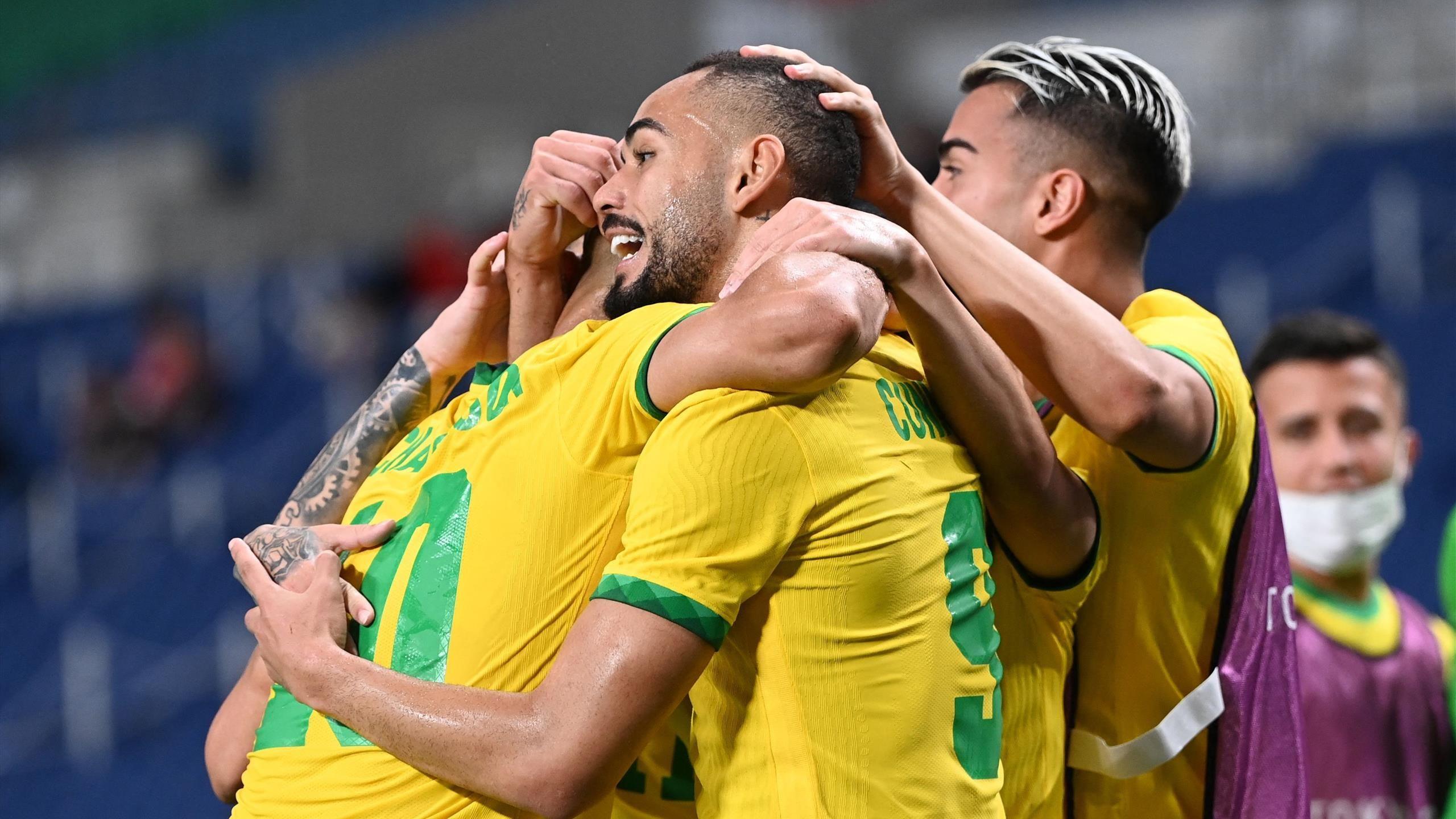 Tokyo 2020: Brazil in Football Final