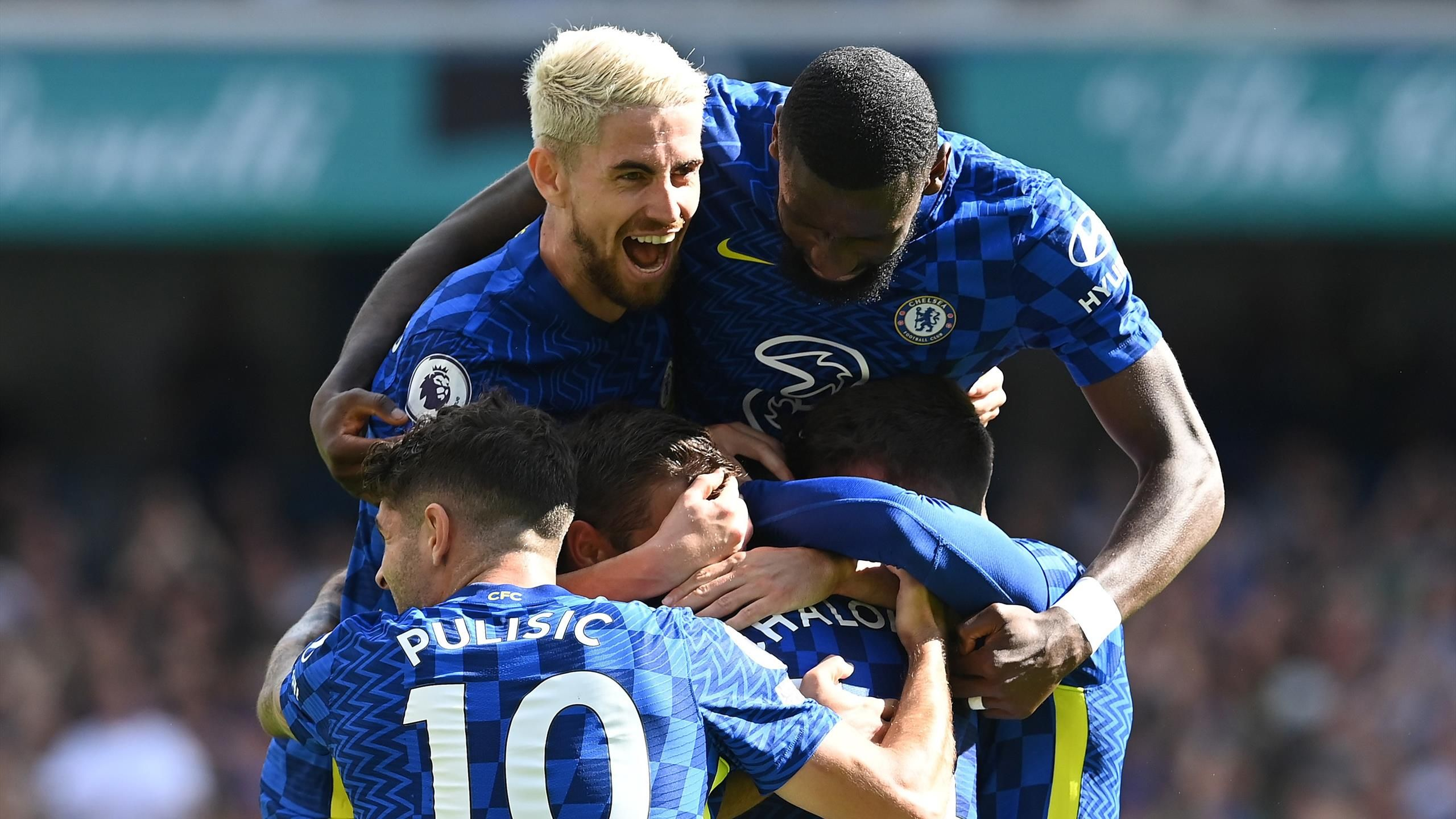 Alonso, Pulisic and debutant Chalobah score as Chelsea coast past Palace