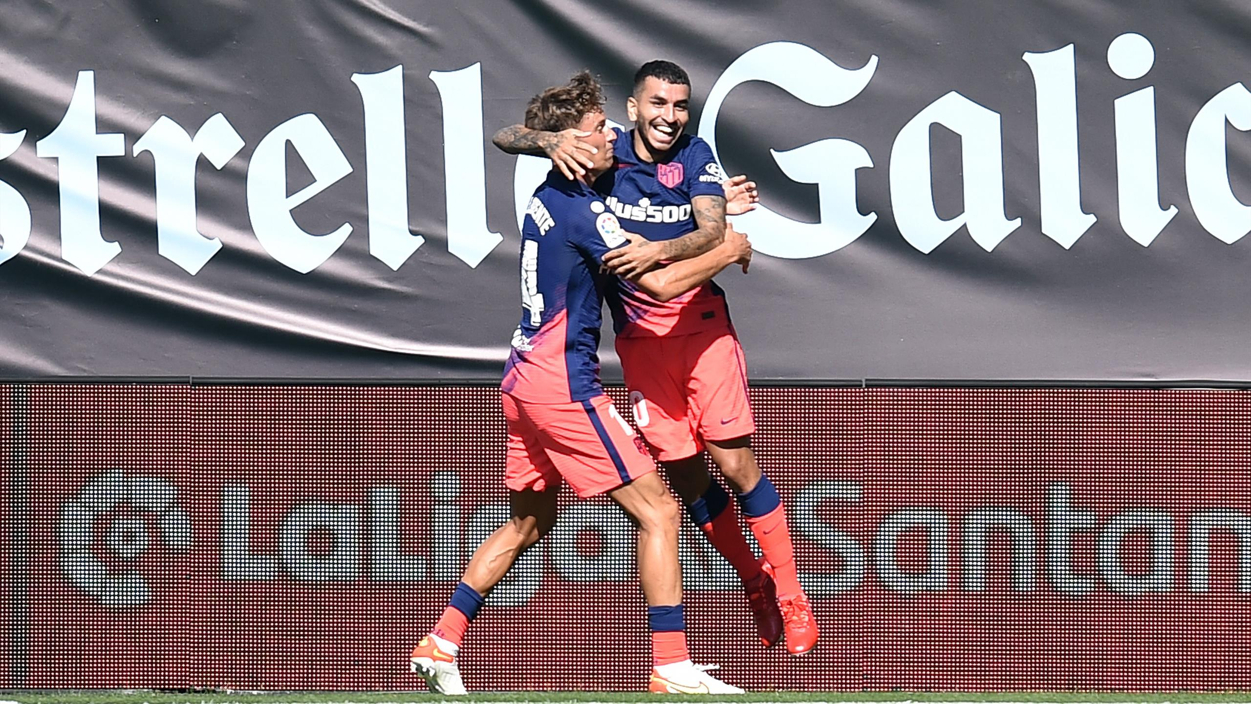 Champions Atletico beat Celta in LaLiga opener