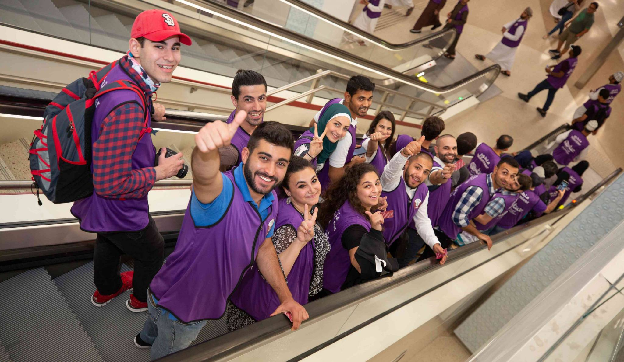Qatar Set to Deliver the Largest Volunteer Activation in Its History