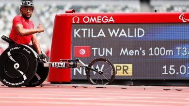 Tokyo Paralympics 2020: Tunisian Walid Ktila Takes 100m T34 Gold