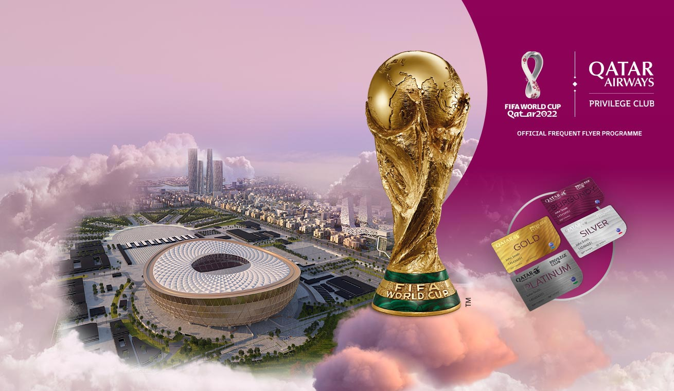 QA to roll out World Cup Qatar 2022 packages for Privilege Club Members
