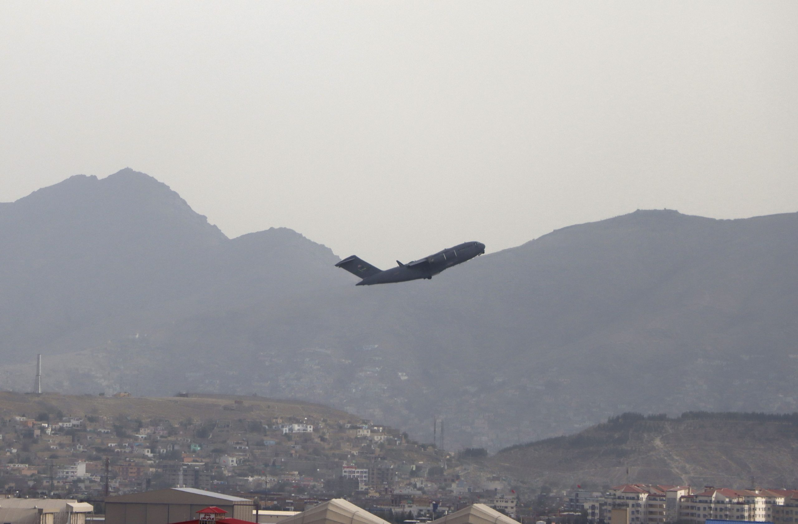5 Missiles Fired at Kabul Airport
