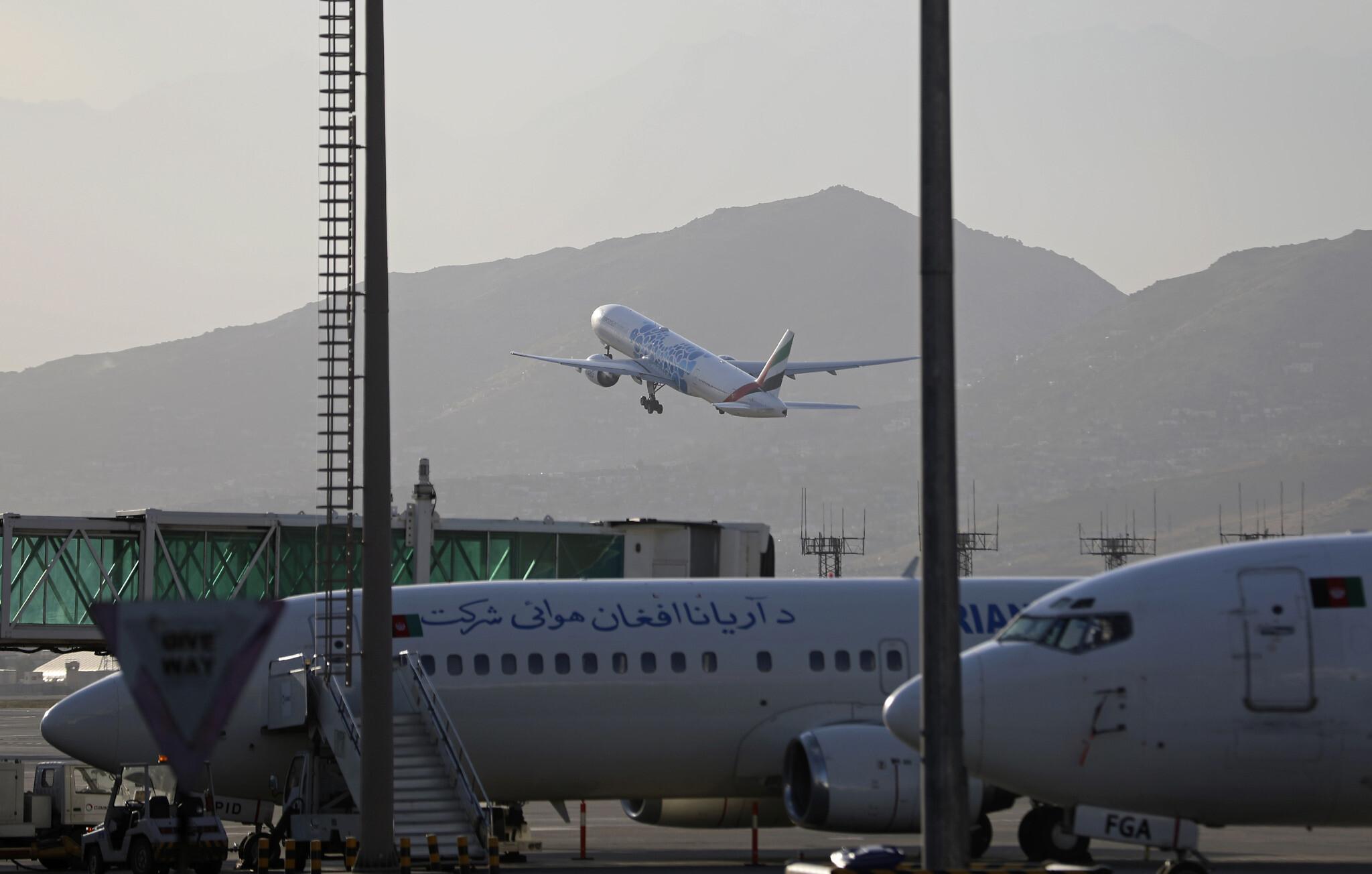 Afghan crisis: Ukraine's evacuation plane hijacked