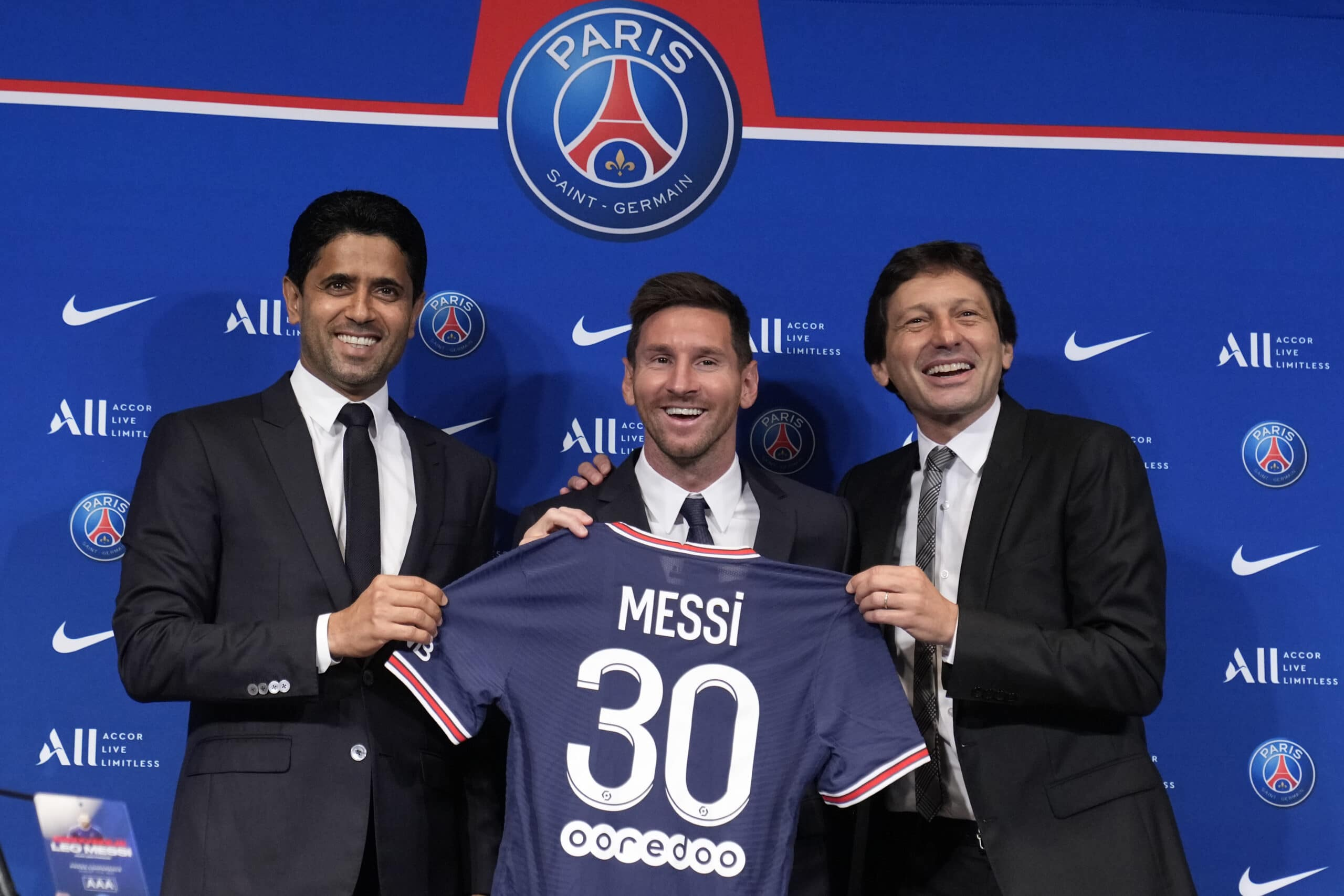 Leo Messi Hoping For UCL Title With PSG