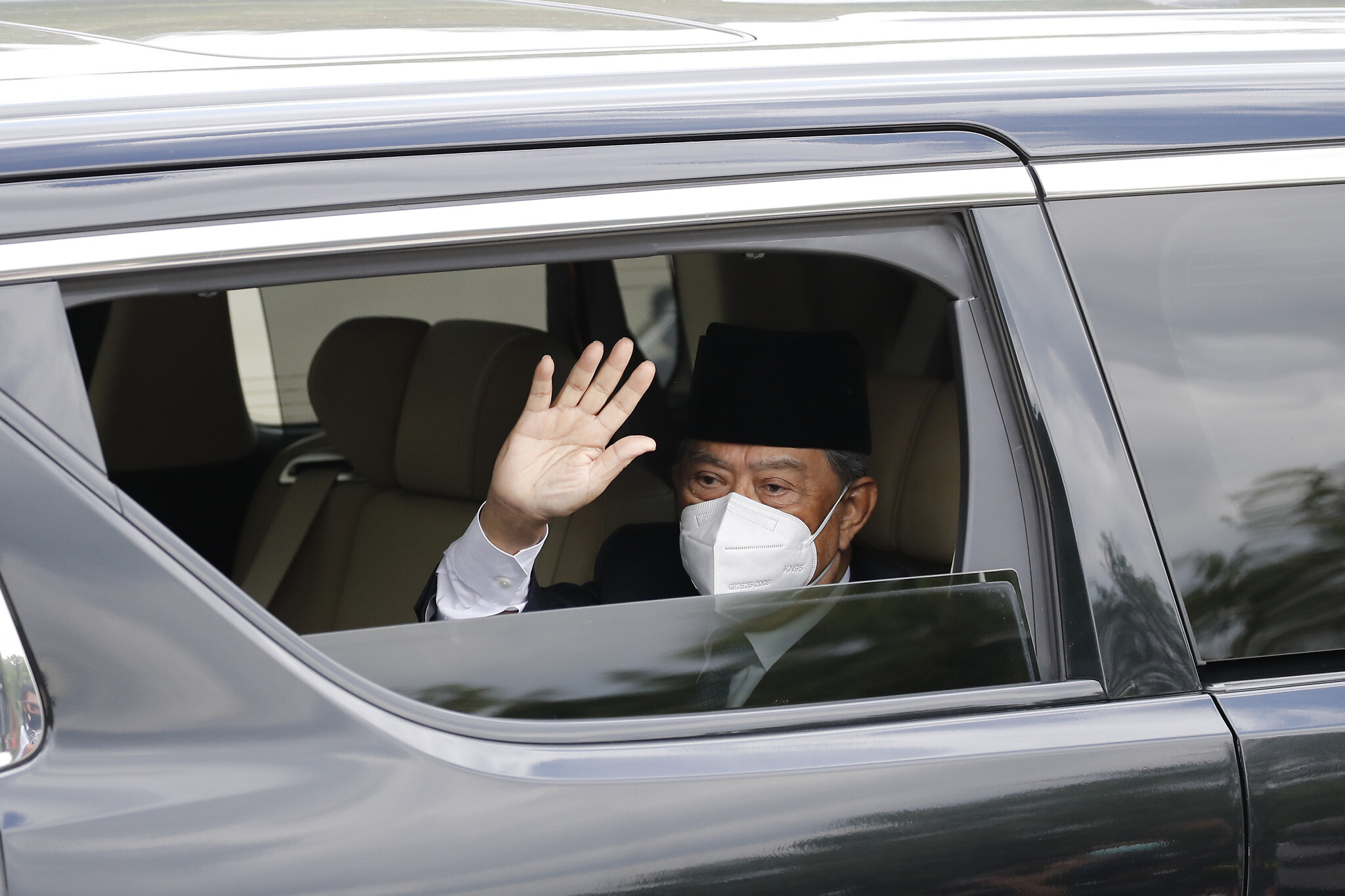 Malaysian King: Muhyiddin to Stay on as Caretaker PM Until Successor is Appointed