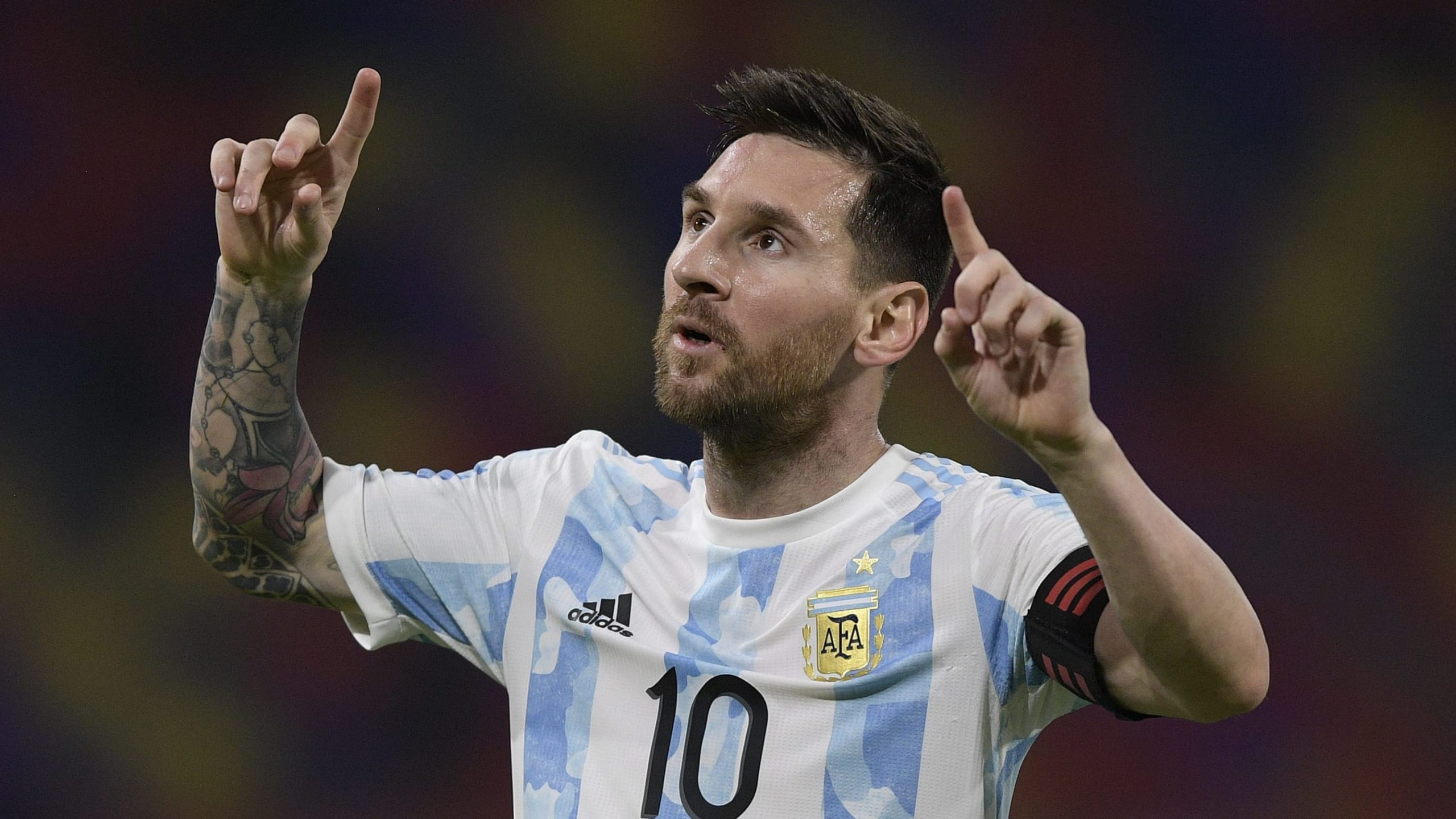 World Cup Qatar 2022 Qualifiers: Messi Named in Argentina Squad
