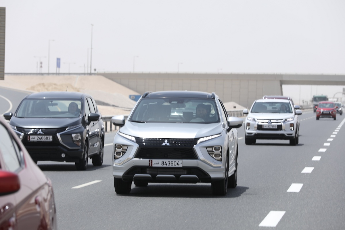 Mitsubishi Qatar Launches the New Eclipse Cross in the Local Market