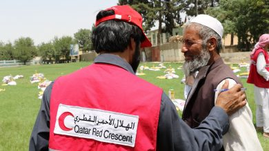 QRCS Commences on Emergency Relief Intervention for Afghanistan
