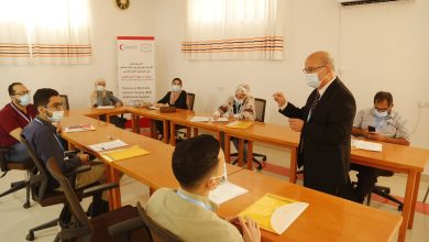 QRCS Continues Supporting Gaza's Healthcare System