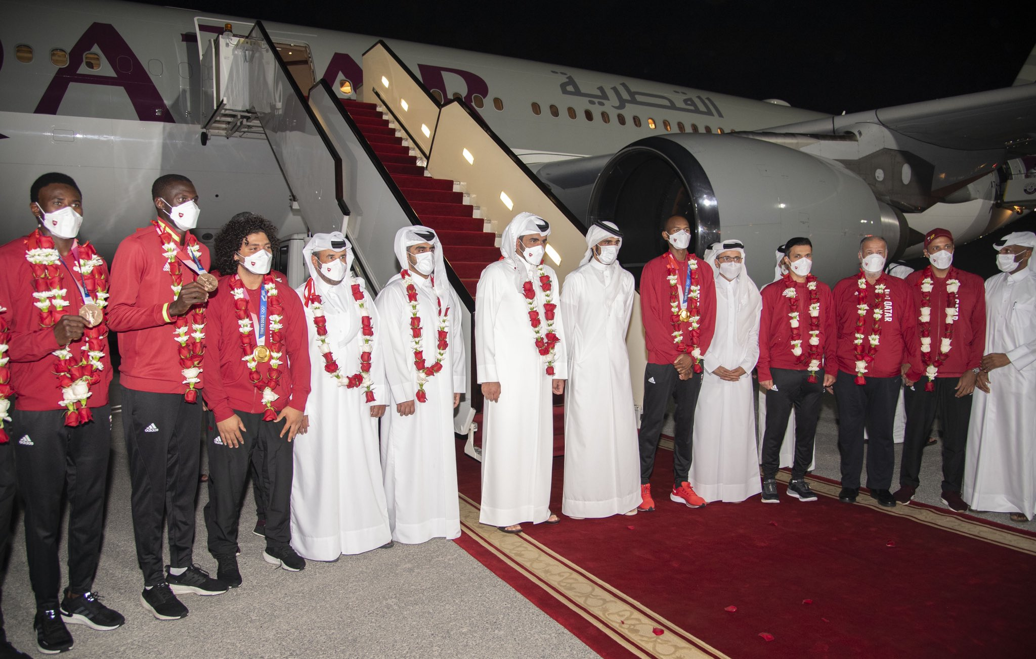 Sheikh Joaan: The Participation in Tokyo Olympics Is the Best in the Qatari Sports History