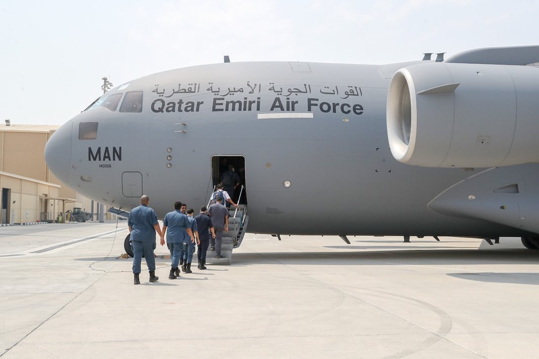 Qatari Search and Rescue Team is Heading to Greece