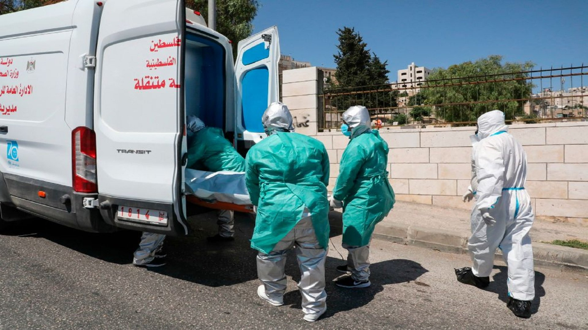 Health Official: COVID-19 Epidemiological Situation in Palestine is Getting Worse