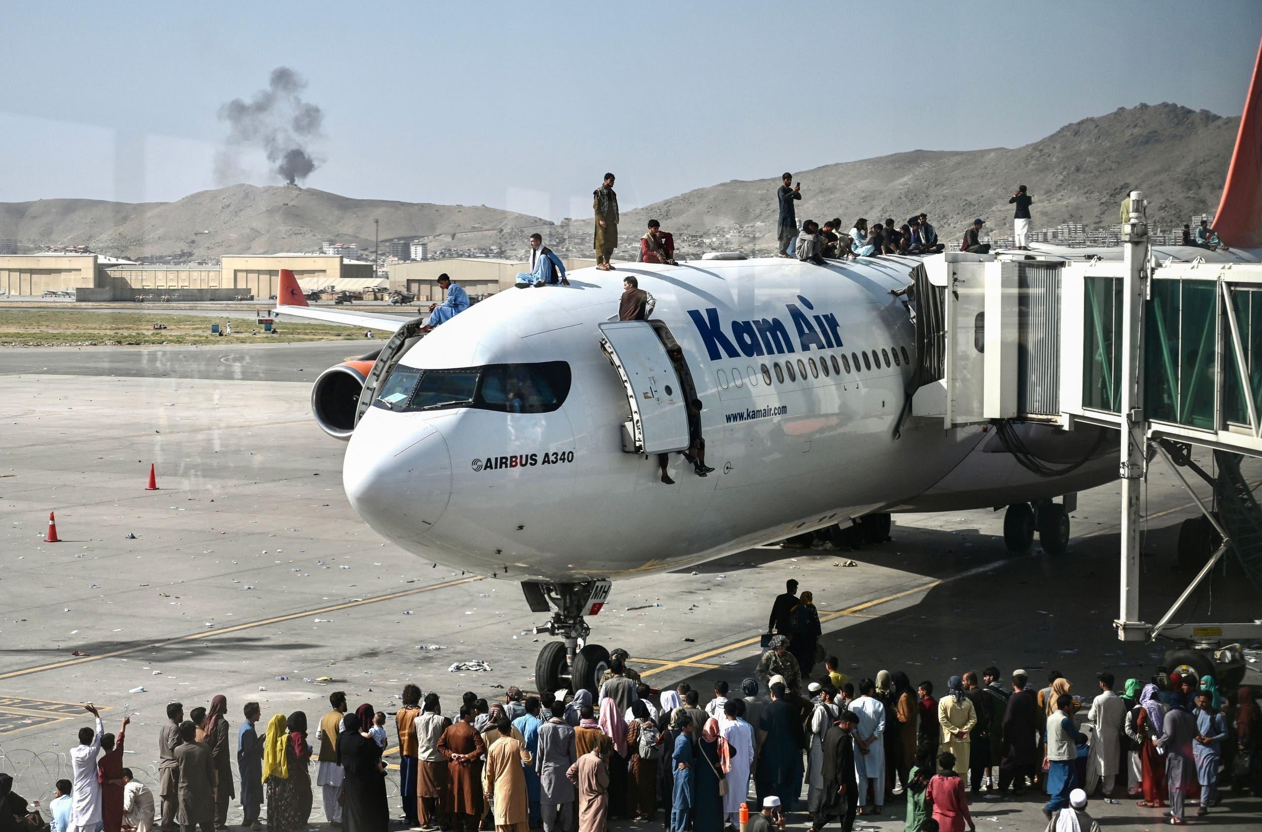 Operations Resume at Kabul Airport