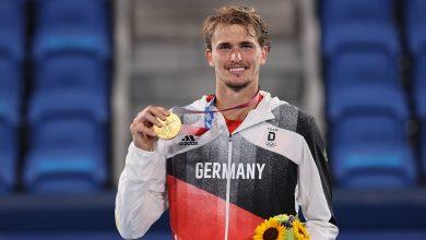 Tokyo Olympics: Zverev Strikes Gold Men's Tennis Singles