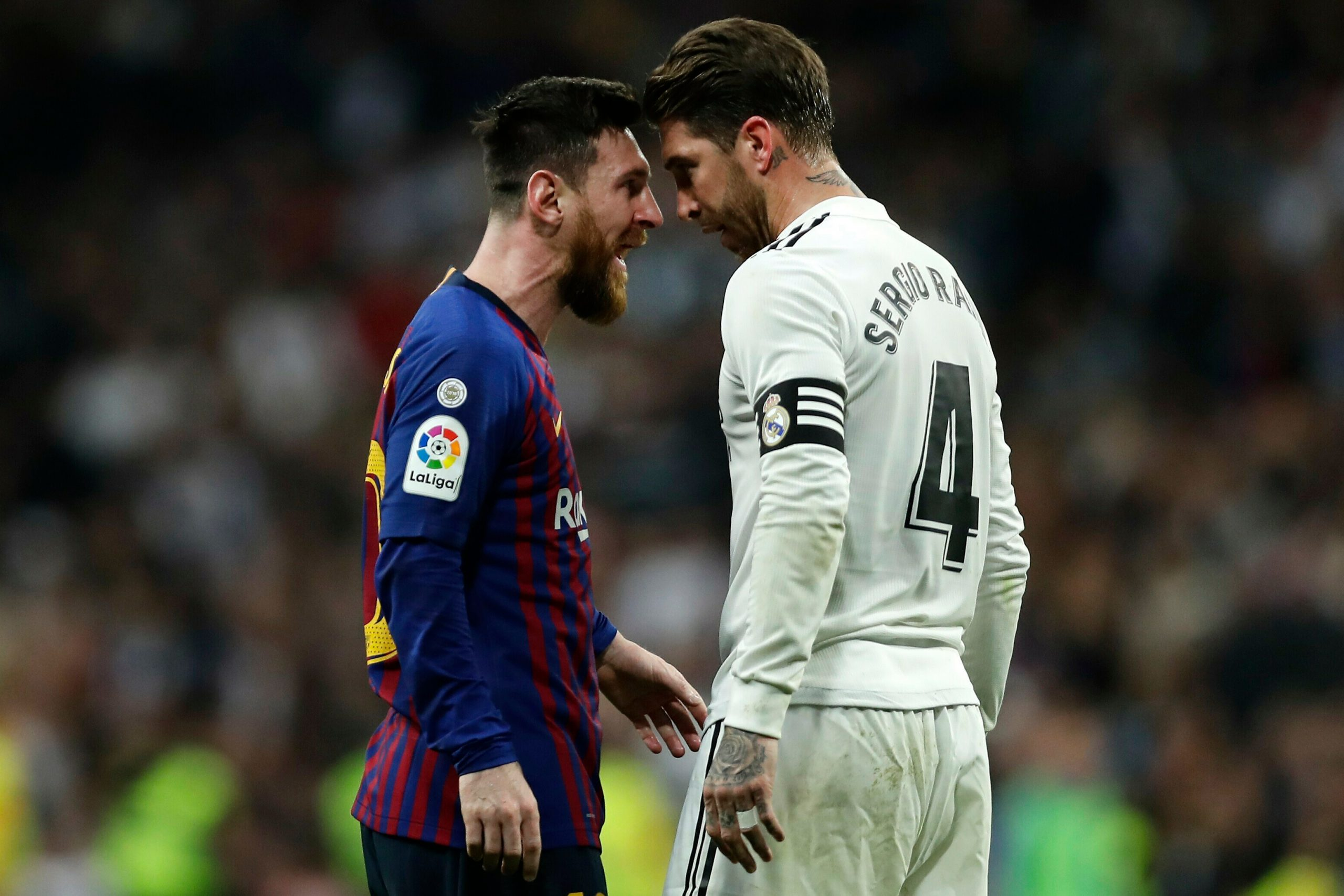 """In an unbelievable turn of events, The former archenemy welcomes """"Messi"""" in Paris Saint-Germain"""