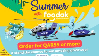 Win helicopter ride, staycation and more with Foodak this summer