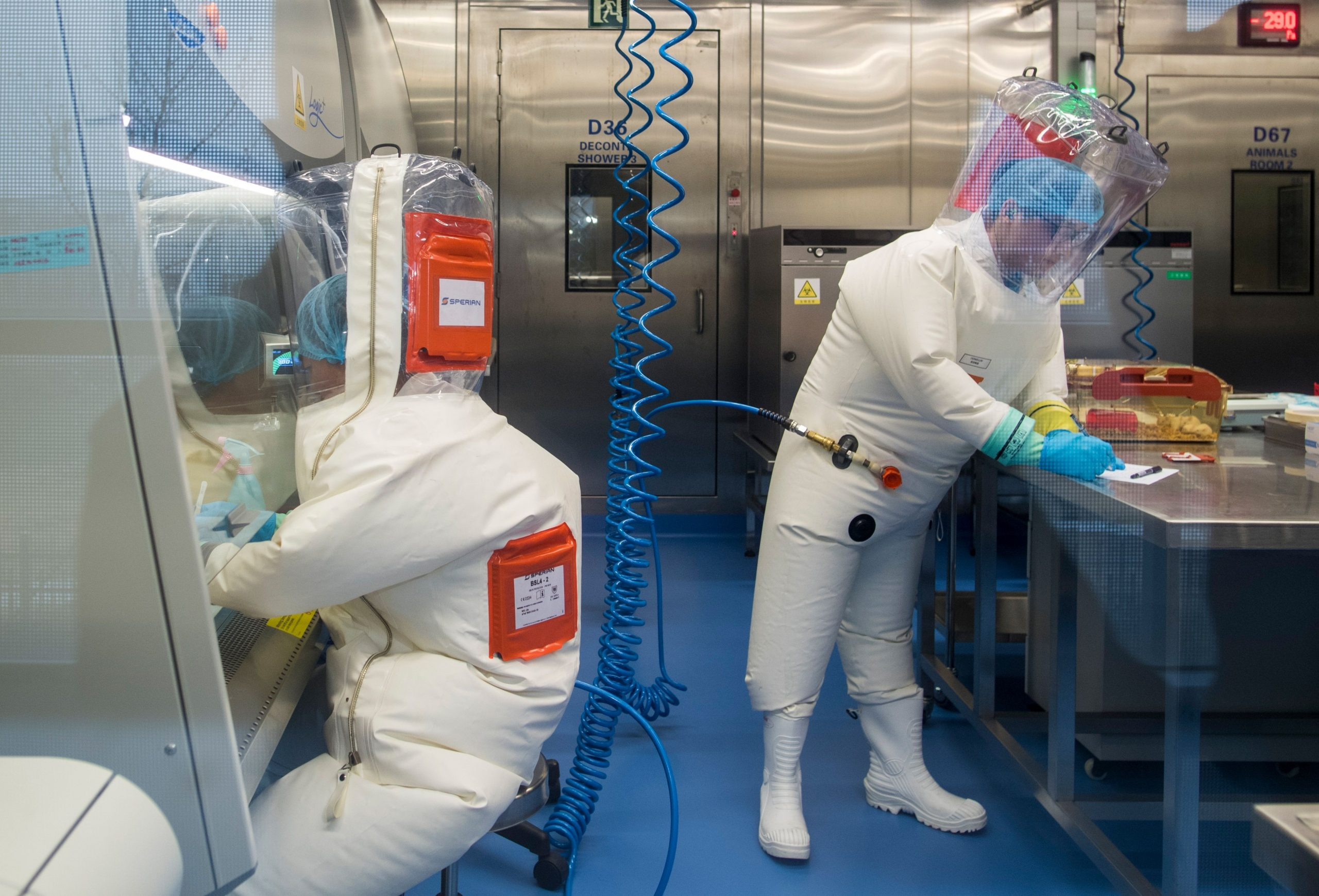 COVID-19 patient zero may have been Wuhan lab worker: WHO