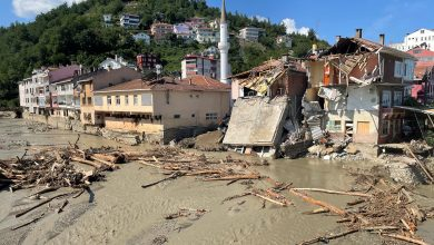 Death Toll from Floods in North of Turkey Rises to 77