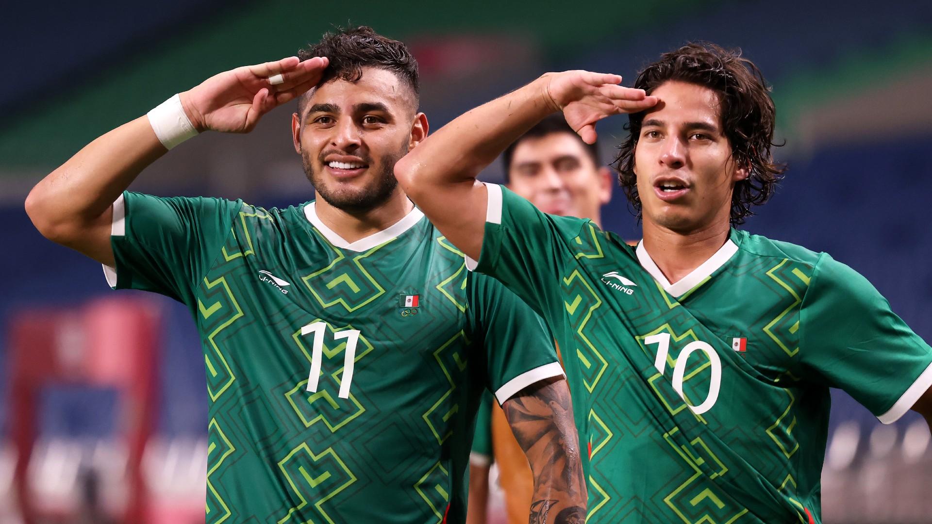 Tokyo 2020: Mexico Win Bronze in Football