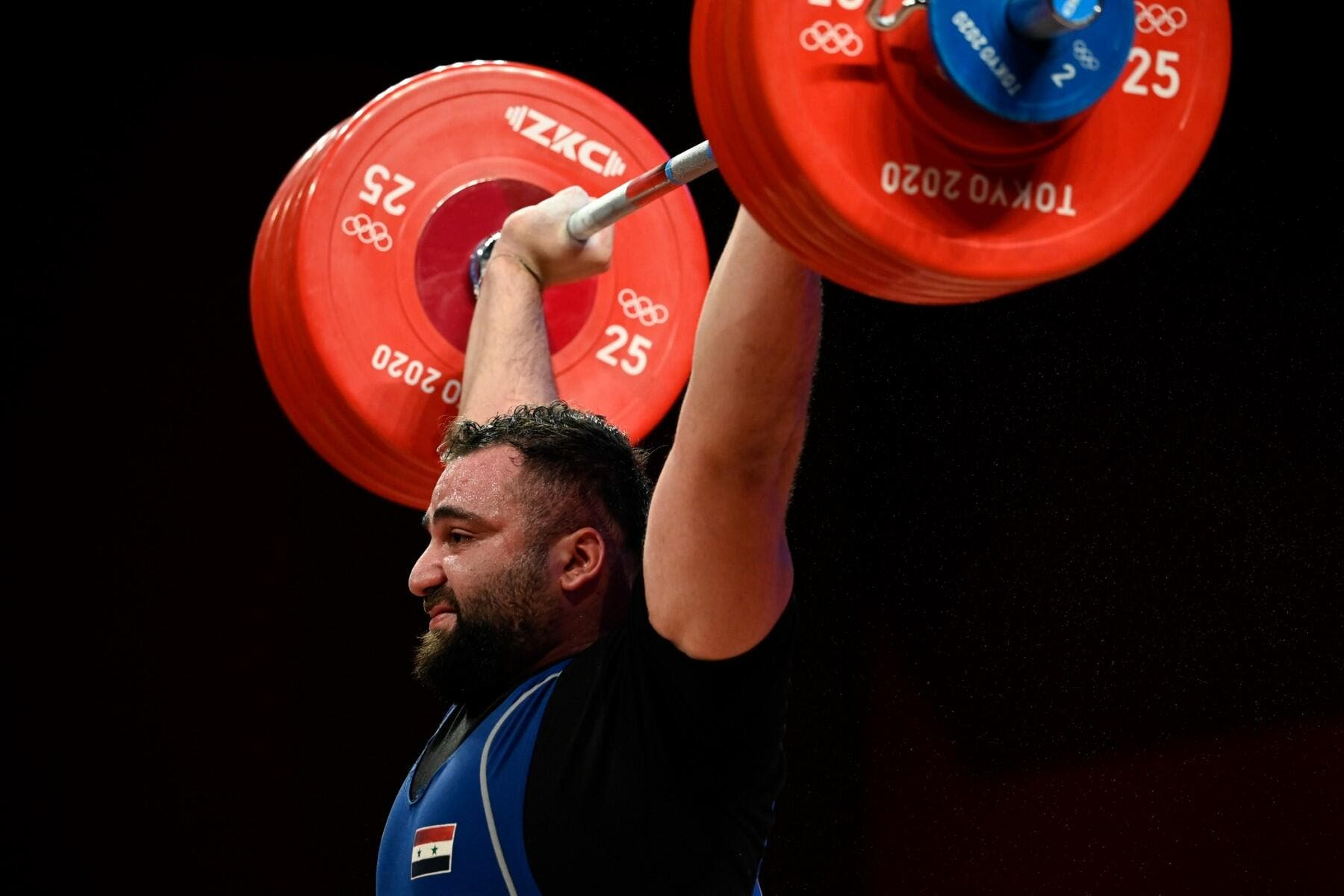 Tokyo 2020: Weightlifter Maan Asaad Takes First Medal for Syria
