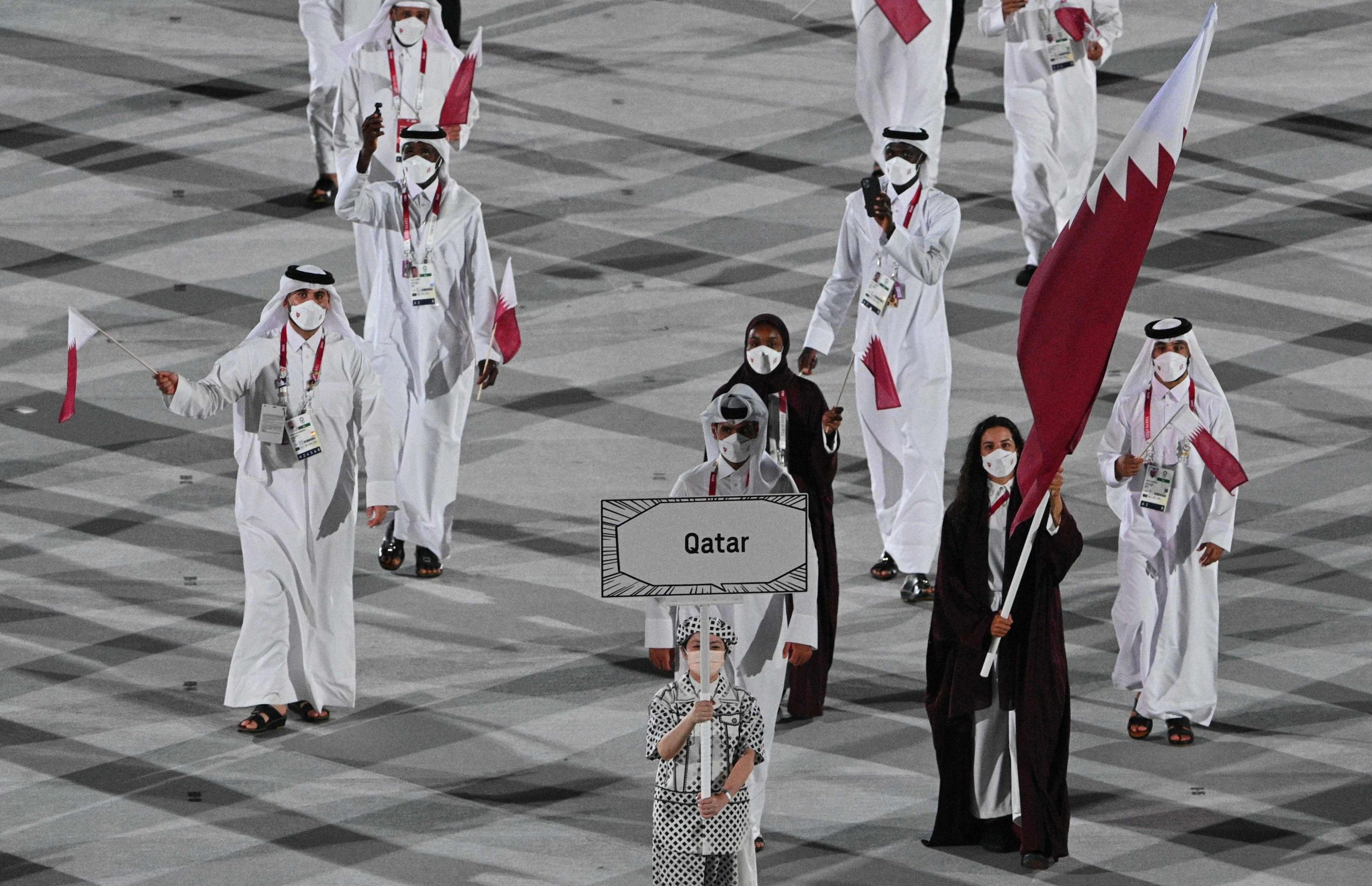 Tokyo 2020: Arabs Accomplish Highest Number of Medals in History... Qatar Tops Ranking