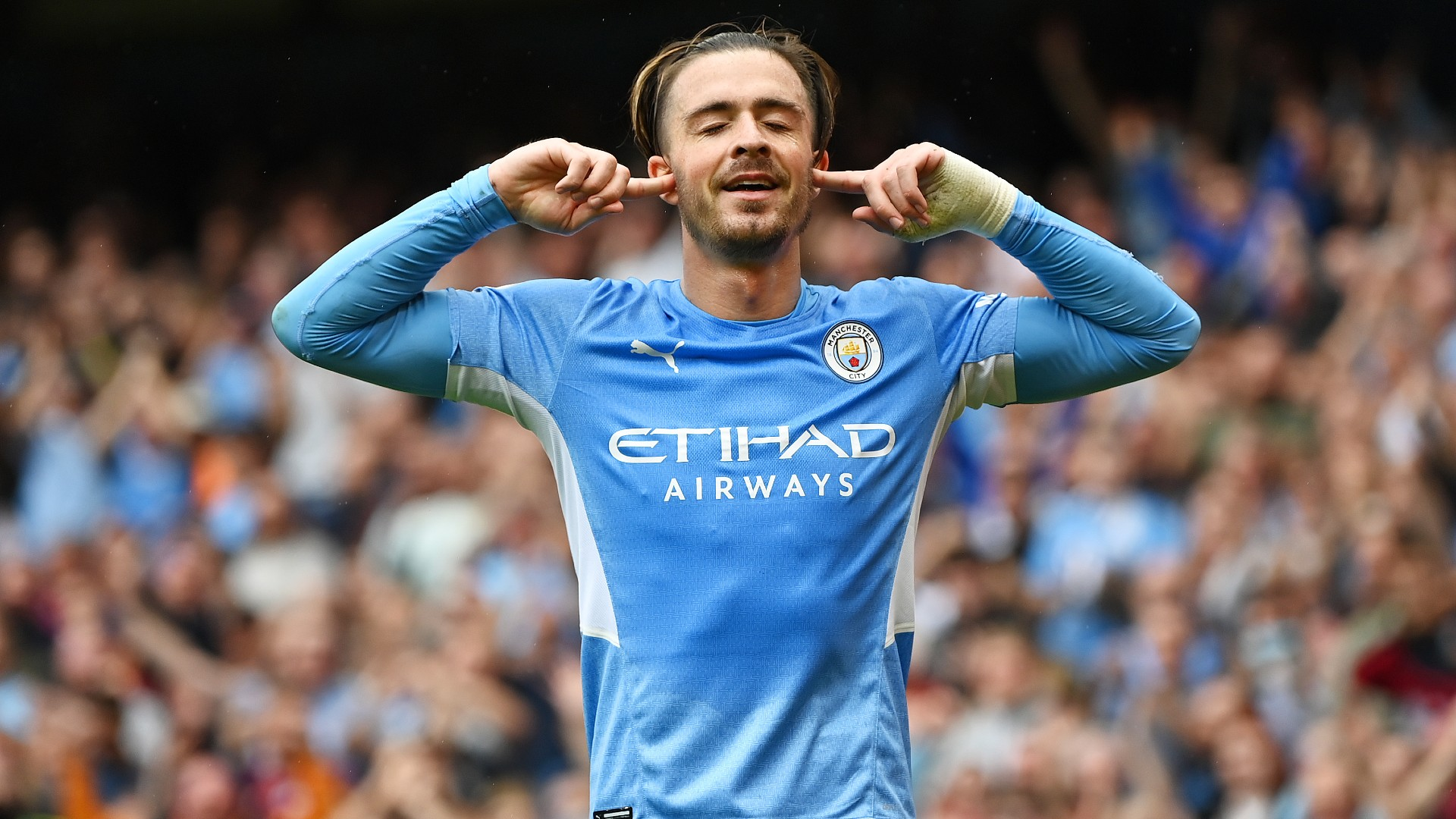 Grealish on target as Man City put five past hapless Norwich