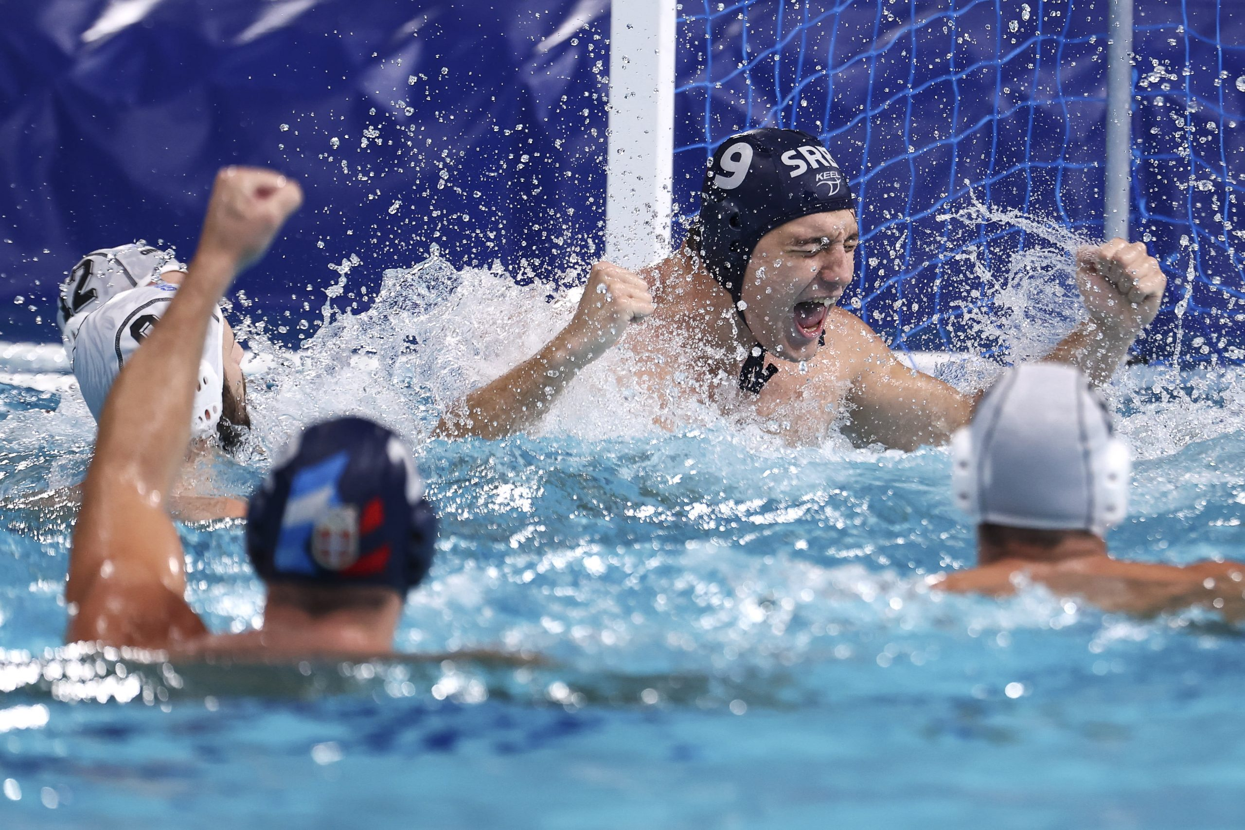 Tokyo 2020: Serbia Wins Men's Gold in Water Polo