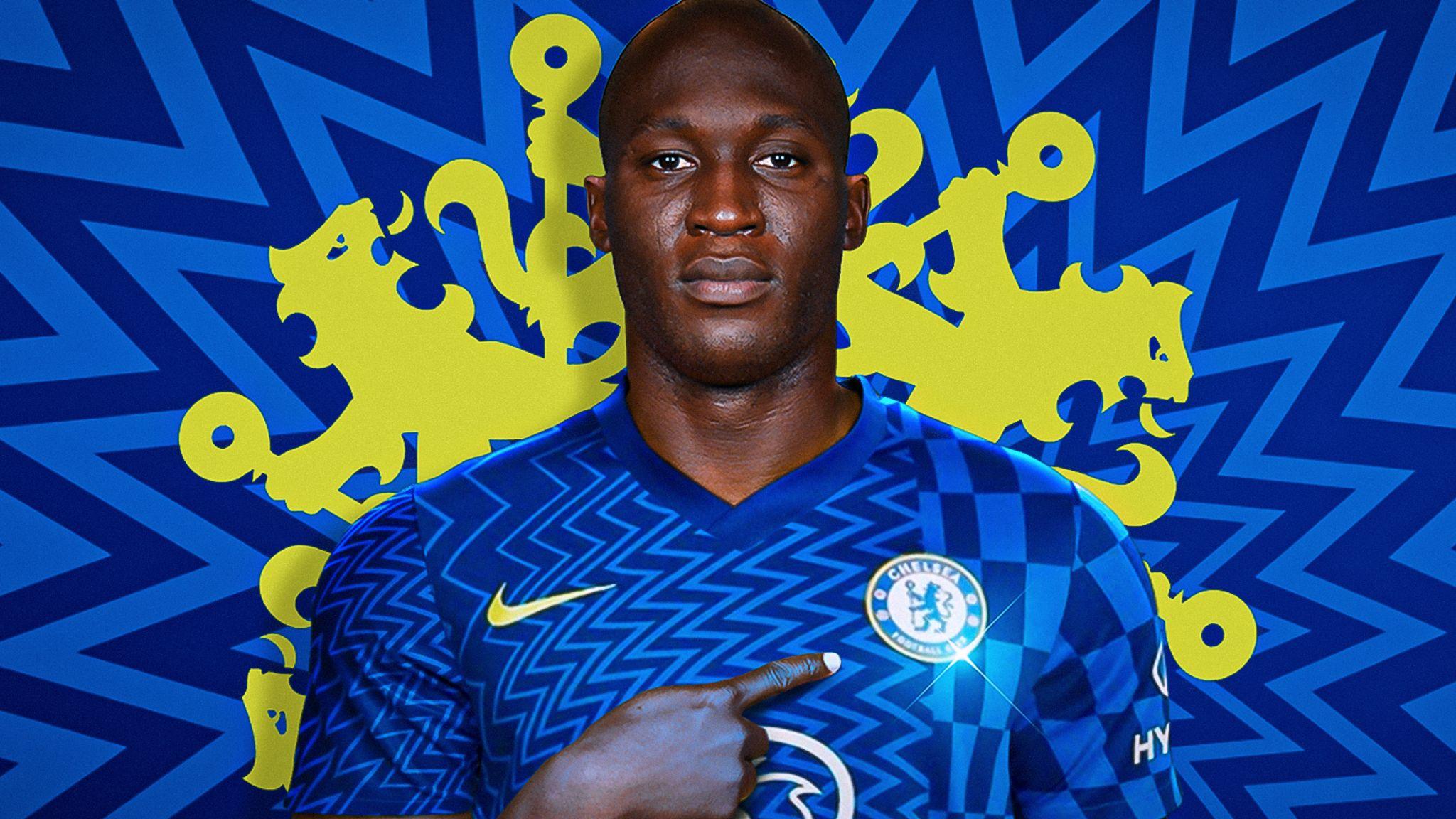 Chelsea Re-signs Belgium Star Romelu Lukaku on a Five-Year Deal