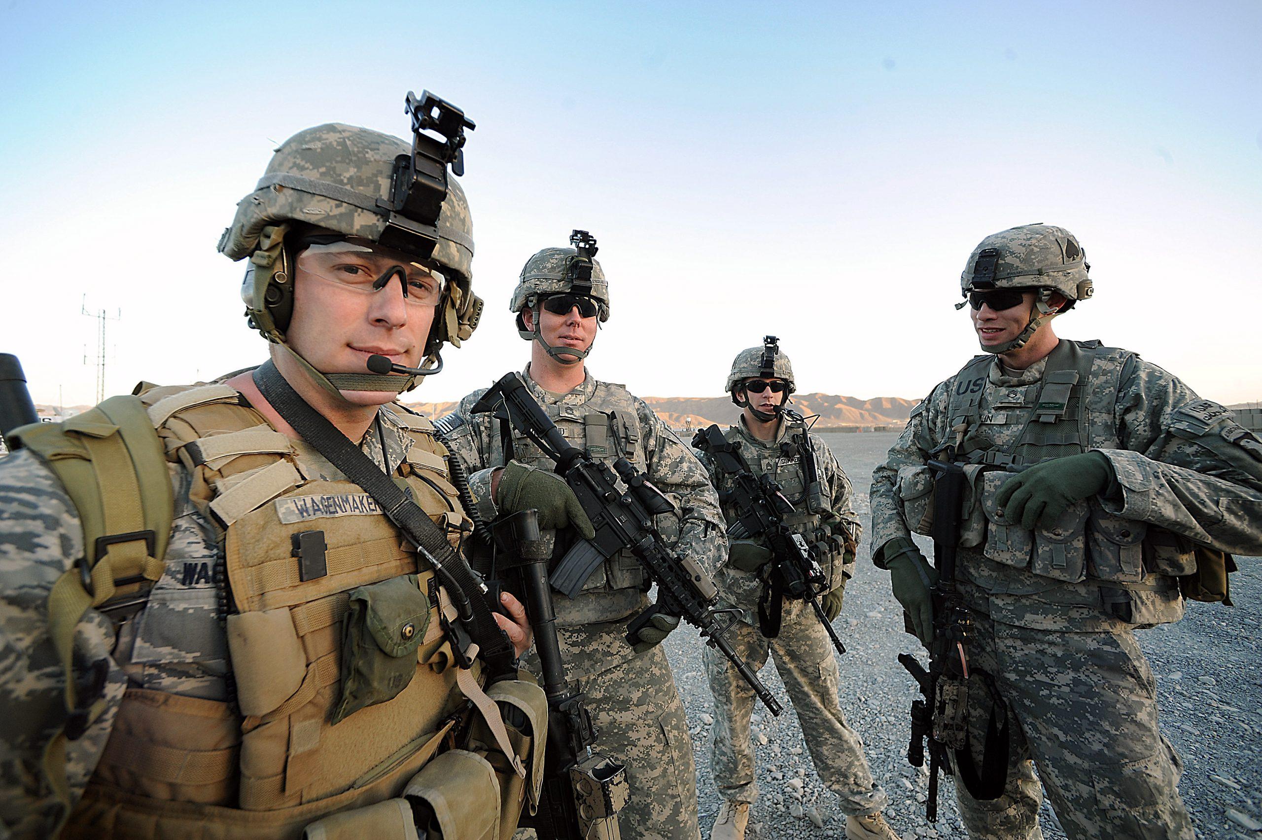 Biden Says Era of US Ground Troops Fighting Terrorism is Over