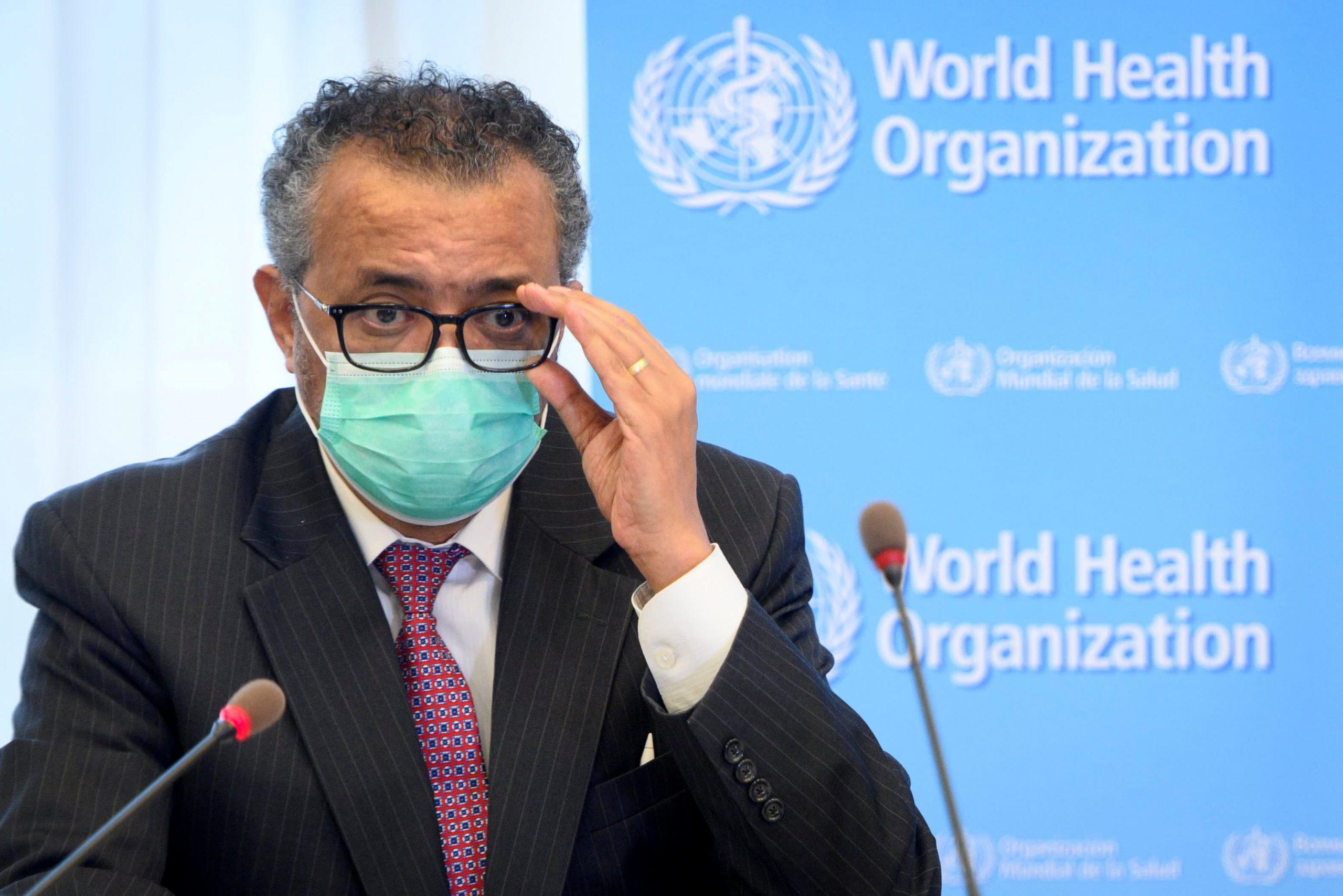 WHO monitoring new coronavirus variant named 'Mu'