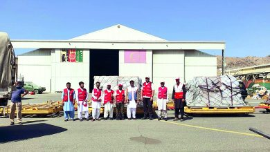 QRCS Sends Urgent Relief Aid to Afghanistan