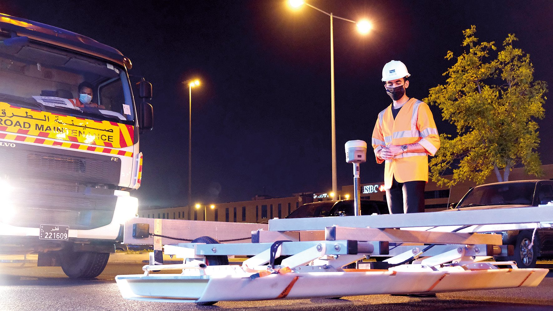 Ashghal to use 3D radar technology to identify road defects