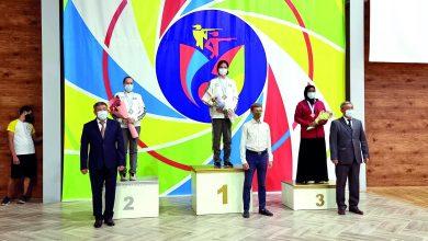 Amal Mohamad Wins Bronze Medal in Kazakhstan