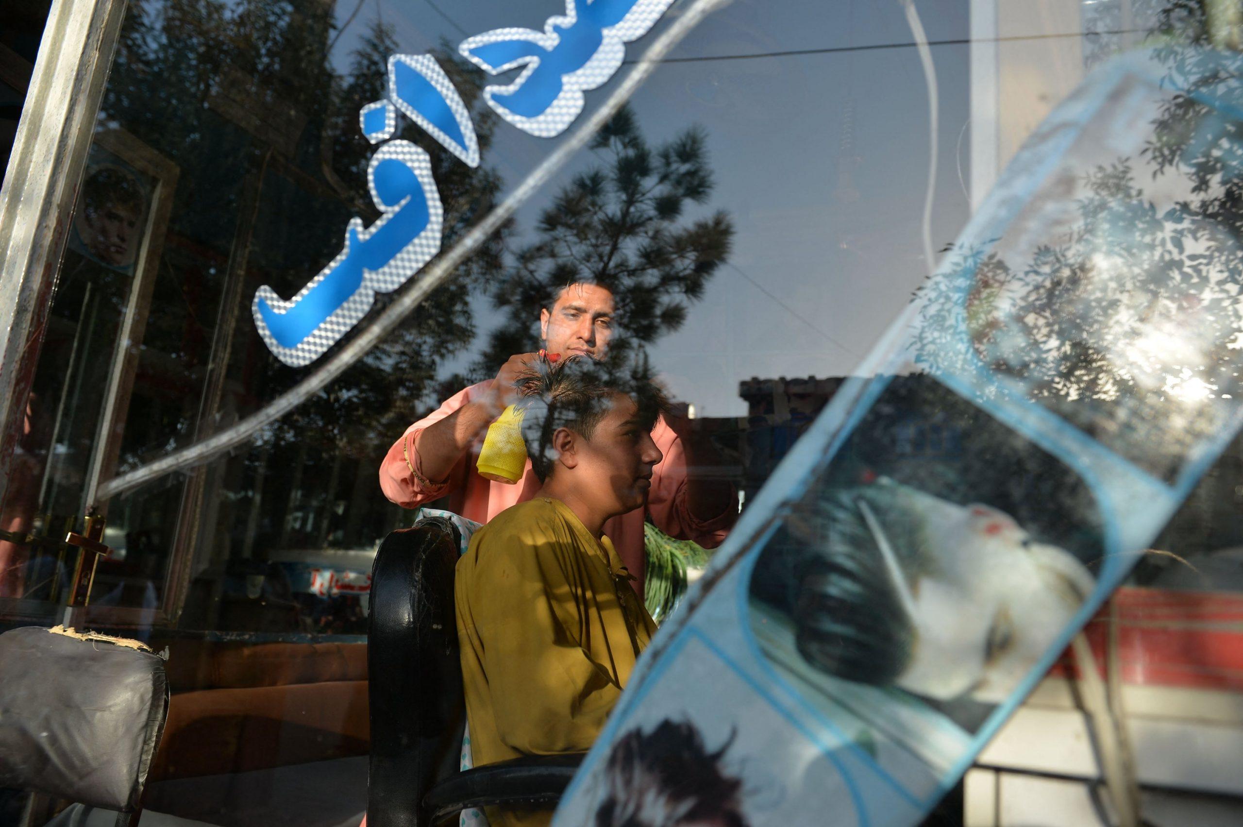 Taliban ban shaving beards and playing music