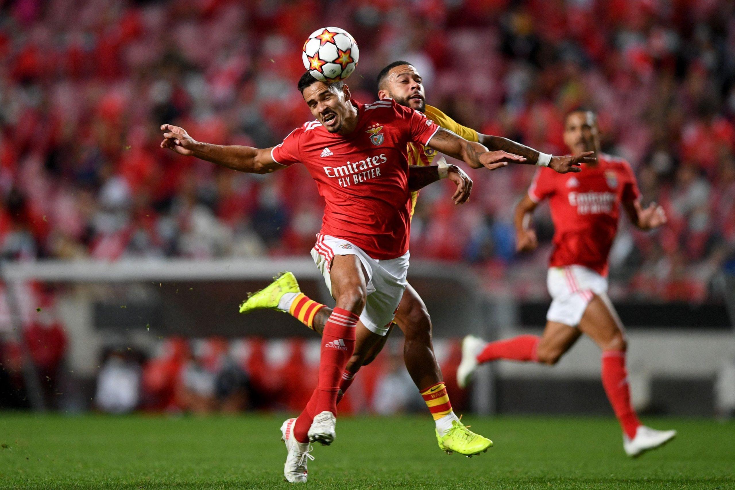 Dismal Barca battered by Benfica as pressure on Koeman mounts