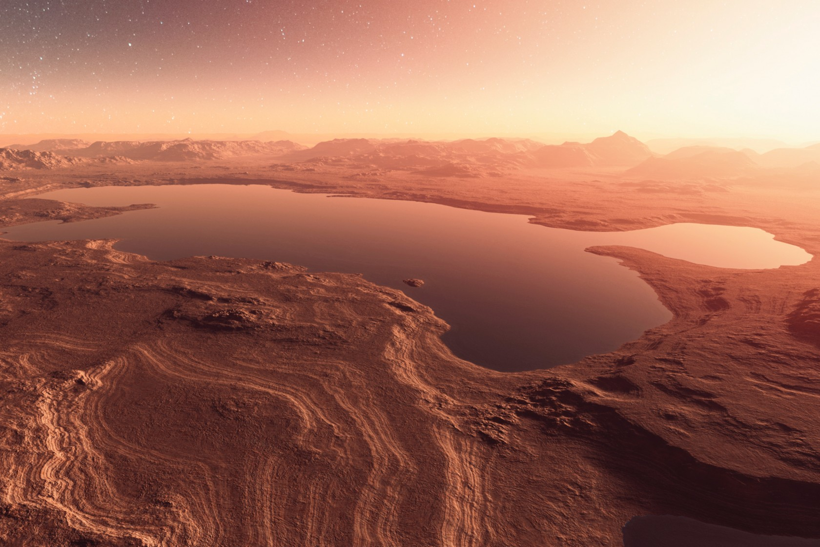 Researchers reveal why does Mars no longer have water