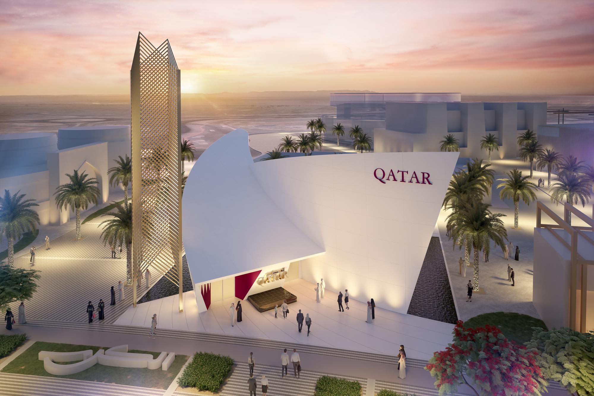 Qatar to Participate in Expo 2020 Dubai Under the Slogan: Qatar: the Future is Now
