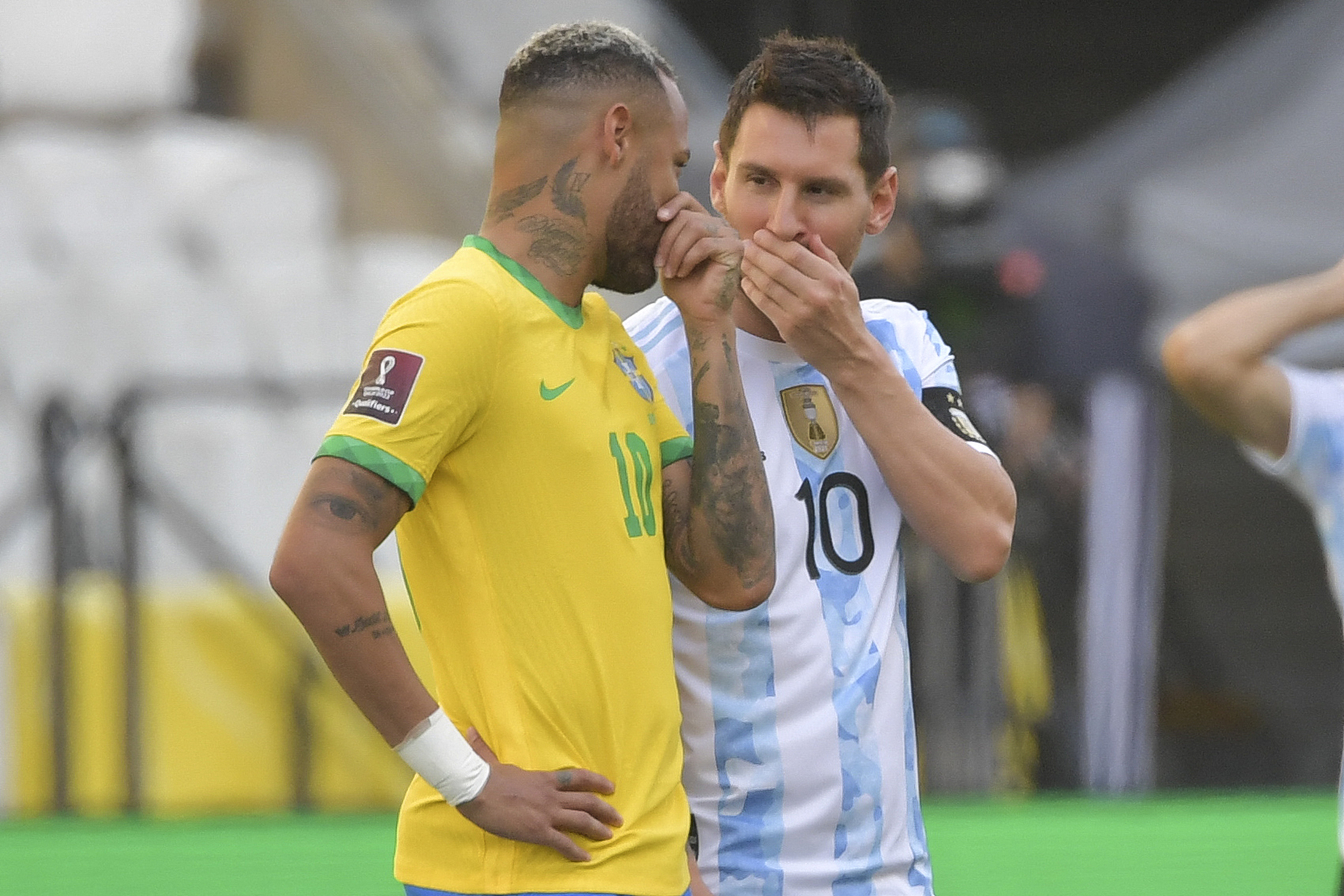 FIFA vows disciplinary action after Brazil-Argentina match suspension
