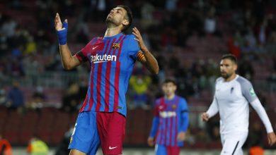 Barcelona Held by Winless Granada at Camp Nou in Liga