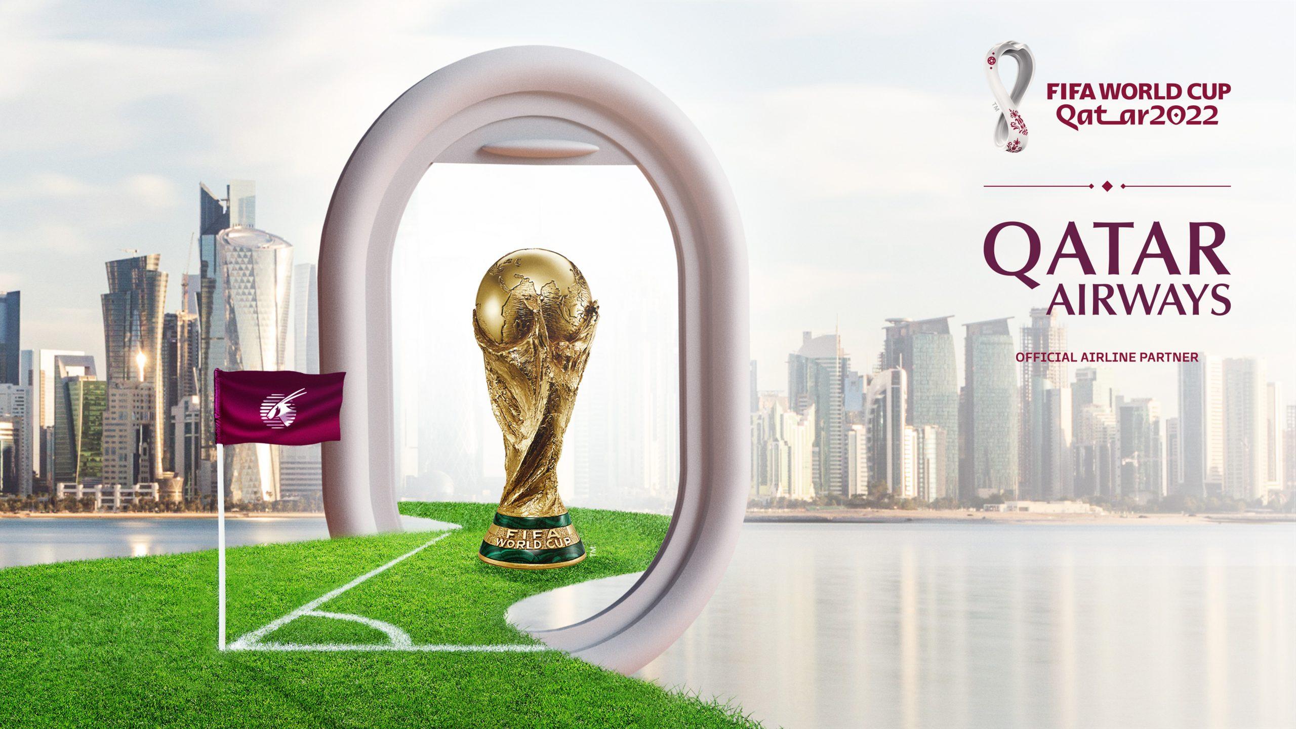 Qatar Airways Holidays launch Qatar 2022 World Cup fan travel packages
