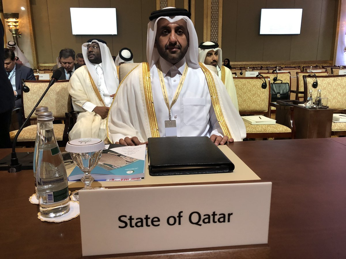 Qatar Participates in Ministerial Meetings of Global Governance Group