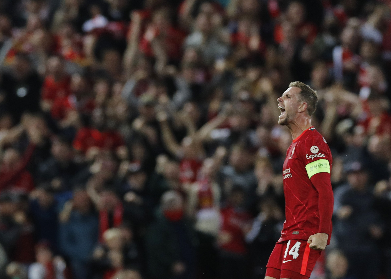 Henderson fires winner as Liverpool beat Milan in thriller