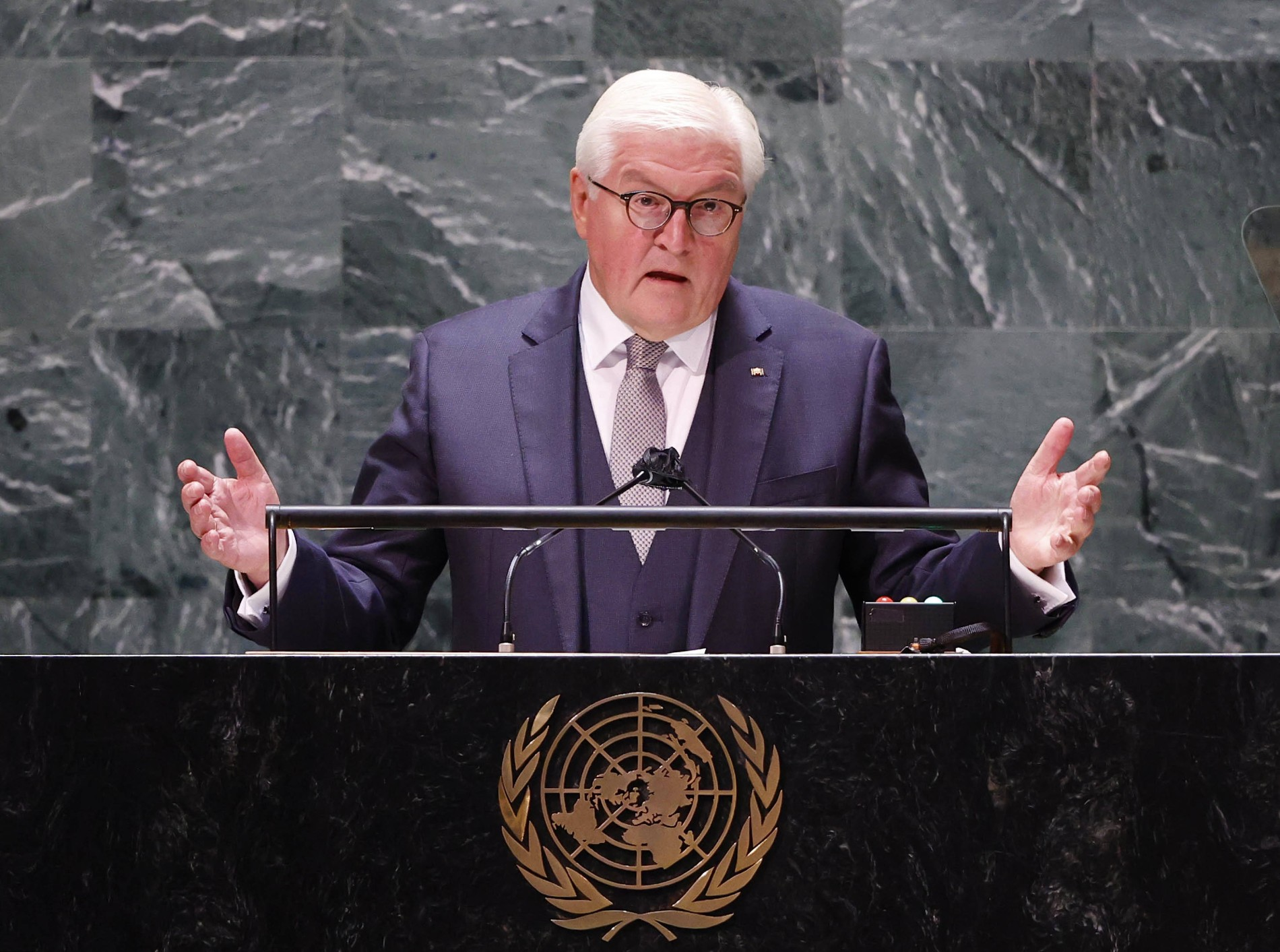 German President Counts Lessons of Afghan Failure